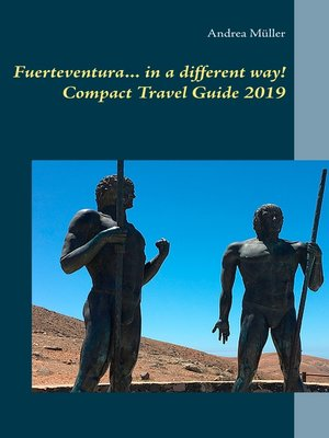 cover image of Fuerteventura... in a different way! Compact Travel Guide 2019