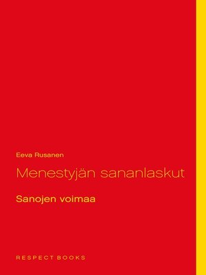 cover image of Menestyjän sananlaskut