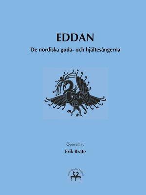 cover image of Eddan
