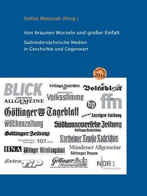 cover image of Von braunen Wurzeln und großer Einfalt