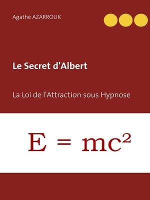 cover image of Le Secret d'Albert
