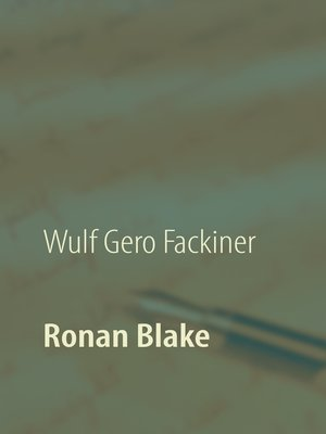 cover image of Ronan Blake