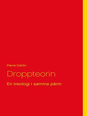 cover image of Droppteorin