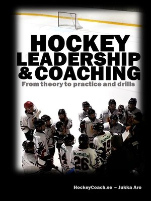 cover image of Hockey leadership and coaching