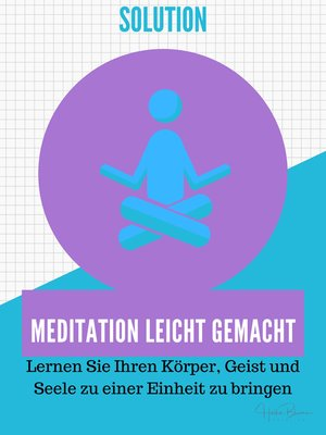 cover image of Meditation leicht gemacht