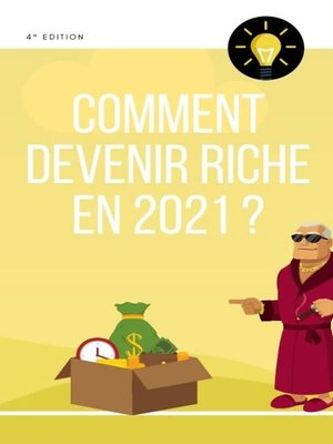 cover image of Comment devenir riches