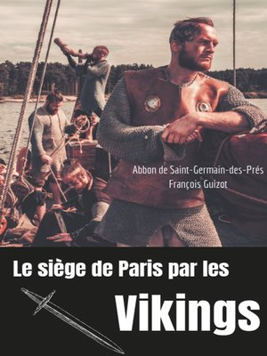 cover image of Le siège de Paris par les Vikings (885-887)