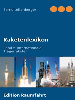 cover image of Raketenlexikon