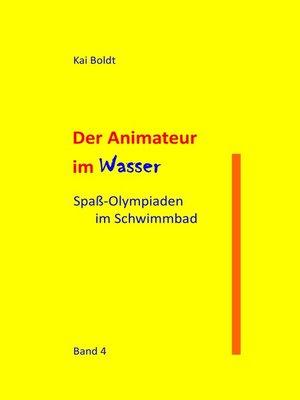 cover image of Spaß-Olympiaden im Wasser