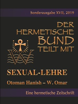 cover image of Sexual-Lehre