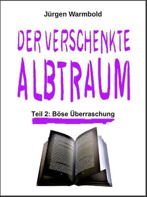 cover image of Der verschenkte Albtraum