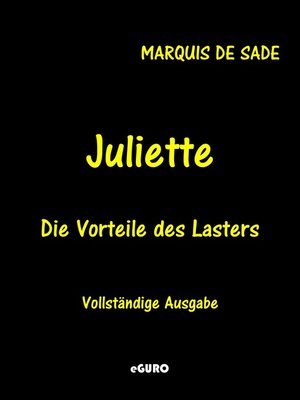 cover image of Juliette