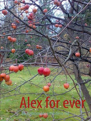 cover image of Alex for ever