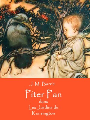 cover image of Piter Pan dans Les Jardins de Kensington