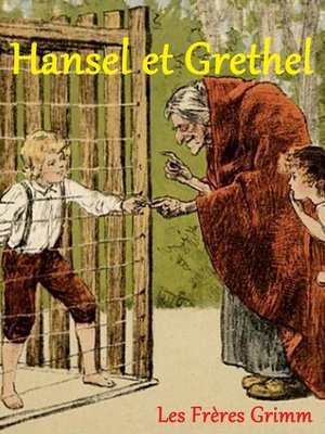 cover image of Hansel et Grethel