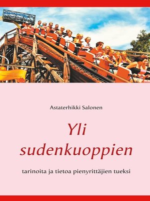 cover image of Yli sudenkuoppien