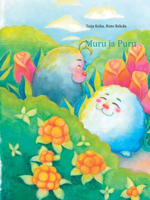 cover image of Muru ja Puru