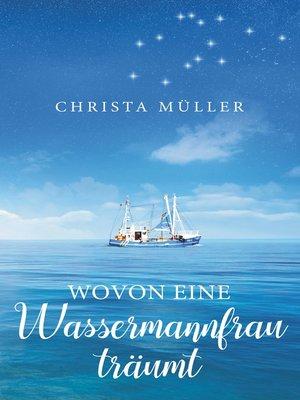 cover image of Wovon eine Wassermannfrau träumt
