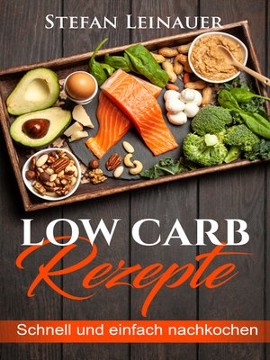 cover image of Low Carb Rezepte