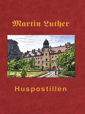 cover image of Huspostillen