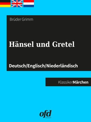 cover image of Hänsel und Gretel