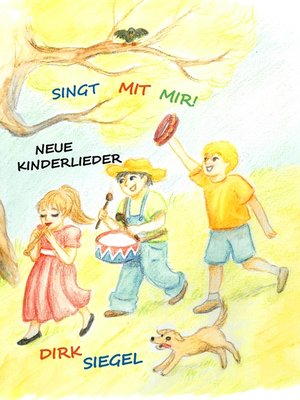 cover image of Singt mit mir!