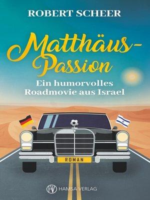cover image of Matthäus-Passion