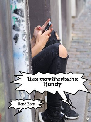 cover image of Das verräterische Handy