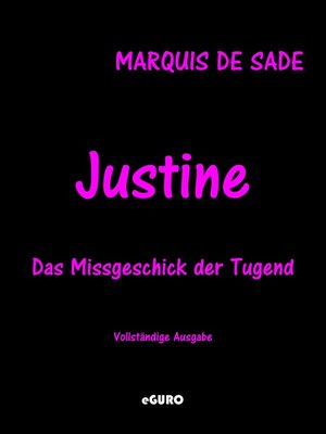 cover image of Justine