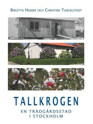 cover image of Tallkrogen