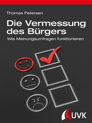 cover image of Die Vermessung des Bürgers