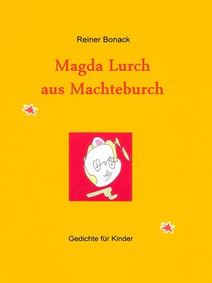 cover image of Magda Lurch aus Machteburch