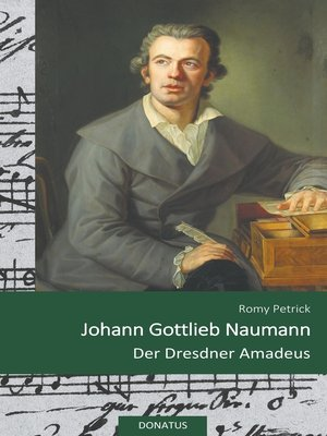 cover image of Johann Gottlieb Naumann