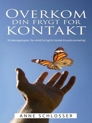 cover image of Overkom din frygt for kontakt