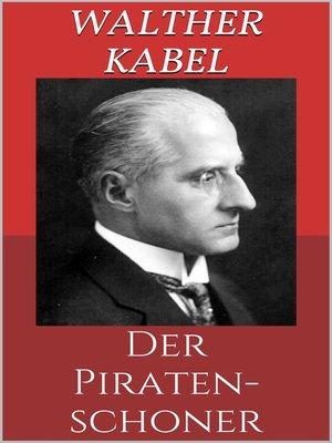 cover image of Der Piratenschoner