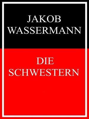 cover image of Die Schwestern