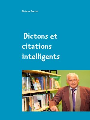 cover image of Dictons et citations intelligents