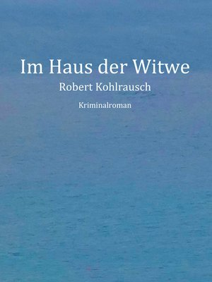 cover image of Im Haus der Witwe