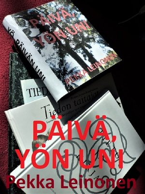 cover image of Päivä, yön uni