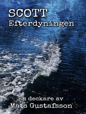 cover image of Scott Efterdyningen