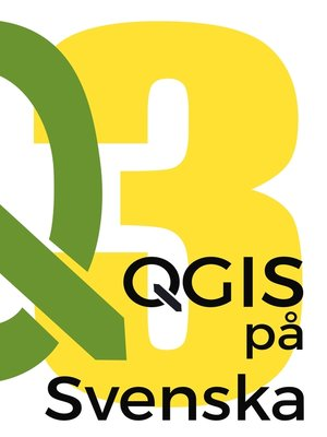 cover image of QGIS på Svenska