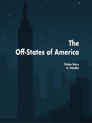 cover image of The Off-States of America