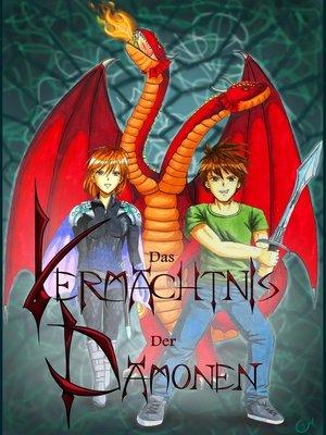cover image of Das Vermächtnis der Dämonen