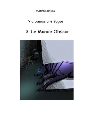 cover image of Le Monde obscur