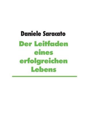 cover image of Der Leitfaden eines erfolgreichen Lebens