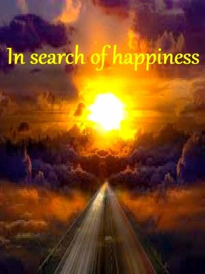 cover image of In search of happiness