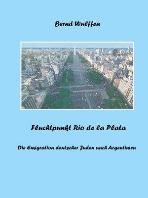 cover image of Fluchtpunkt Rio de la Plata
