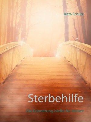 cover image of Sterbehilfe