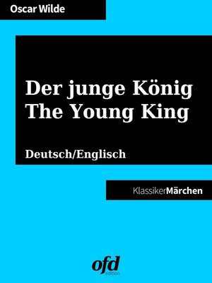 cover image of Der junge König--The Young King