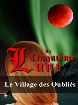 cover image of La Cinquième Lune--Tome 2